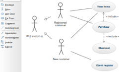 draw use case diagram online
