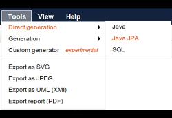 staruml code generator